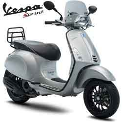 vespa sprint sport ltd edition