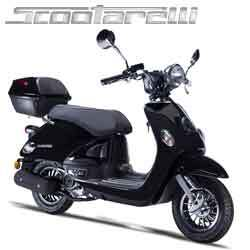 SCOOTARELLI LEGEND 125