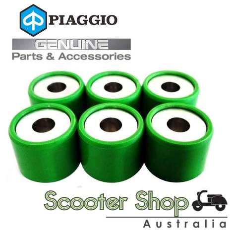 PIAGGIO ROLLERS GENUINE PN 842870 SUITS GTS 250 GT 250 AND MORE