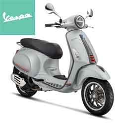 VESPA PRIMAVERA SE LTD EDITION