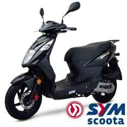SYM ORBIT II 125