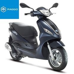 Piaggio Fly 150 - Midnight Blue Only -