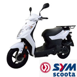 SYM UTE SCOOT - DELIVERY SCOOTER!