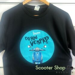 """DO YOU VESPA?"" PRIMAVERA T-SHIRT"