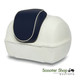 VESPA PRIMAVERA / SPRINT TOP BOX PAD CHOICE OF COLOURS TO MATCH SEAT