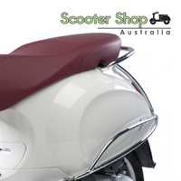 Vespa Primavera Rear Crash Bars
