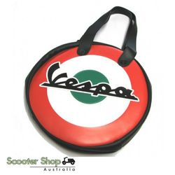VESPA GENUINE ROUND CARRY BAG