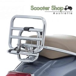 Vespa Genuine Chrome Rear Rack  for GTS | GTV | GT