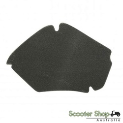 GENUINE AIR FILTER FOR PIAGGIO ZIP 4T 50CC AND 100CC