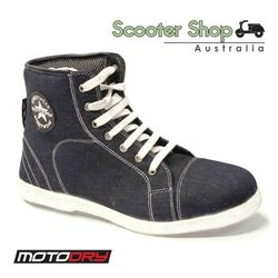 Motodry Urban Denim Boots