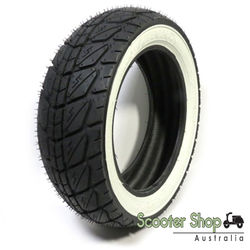 SHINKO WHITE WALL 120/70/12