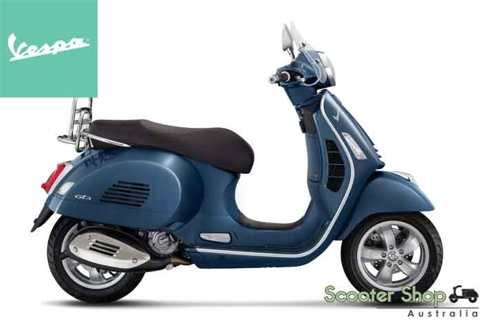 VESPA GTS TOURING [Colour: Blu Avio]