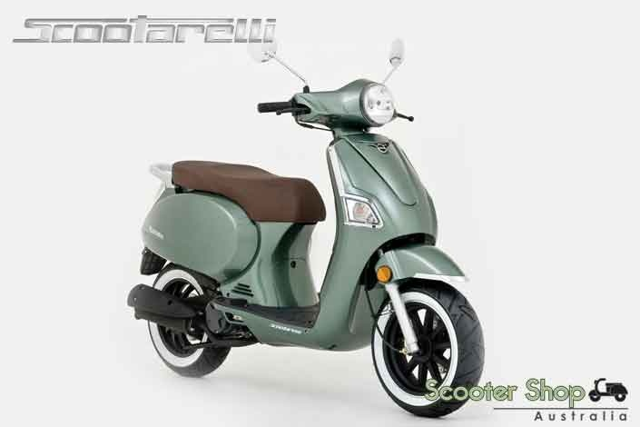Scootarelli Estate 2T