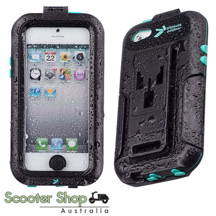 IPHONE 5 5s WATERPROOF TOUGH HARD CASE